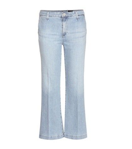 LAYLA CROPPED FLARED JEANS AG JEANS