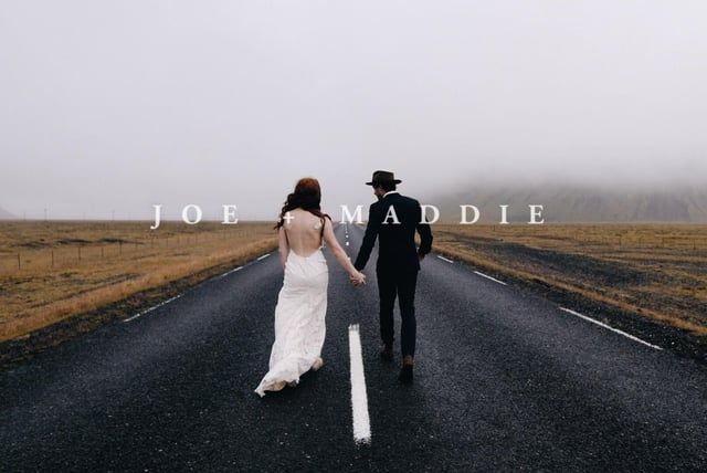 The wedding of Joe and Maddie Greer. Filmed in Iceland on September 4th and 5th.  More of my work- http://www.micahvisuals.com/  About the couple- www.instagram.com/maddiegreer/ & www.instagram.com/ioegreer/  one of my favorite videos