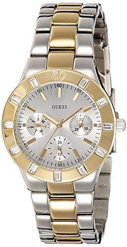 Guess Watch Prism W14551L2. Orologi Guess Glisten W14551l2 Women Silver.