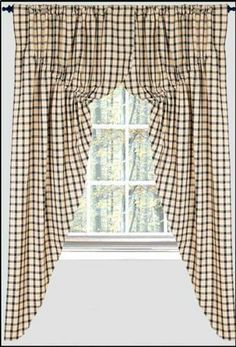 17 Best Ideas About Country Curtains On Pinterest