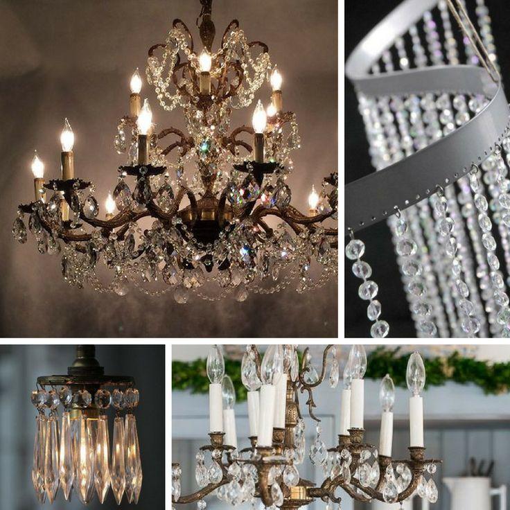 Facili da realizzare e di grande effetto scenico, i #lampadari in #cristallo sono un classico che non passa mai di moda. Se hai già delle vecchie montature, puoi rinnovarle con i nostri pendenti in cristallo >>www.vetrocristallo.it