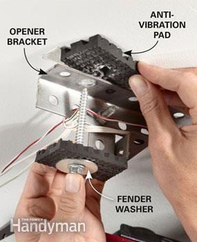 How To Fix A Noisy Garage Door Garage Doors Garage Door