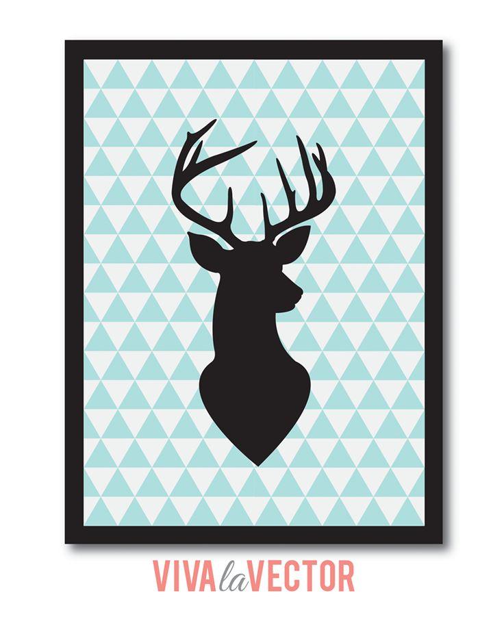 Oh Deer! https://www.facebook.com/vivalavector?fref=ts