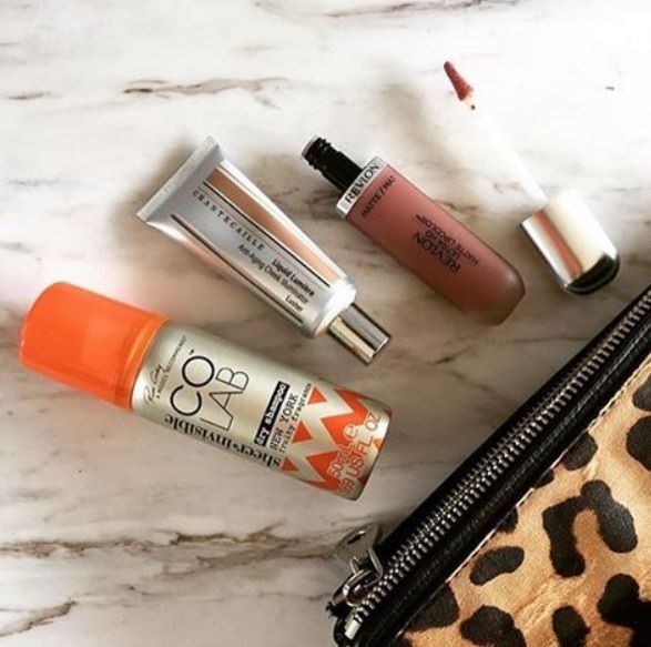 Miniature Mayhem! 💄💁🏼👑 Srsly packing those essentials... #COLAB #DryShampoo #HairEssentials #ModelRecommends  #RG 📸 COLABhair New Zealand 💋  Available Superdrug feelunique.com BeautyMart UK Cloud 10 Beauty ASOS