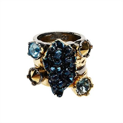 UNDER WATER LOVE RING STACK SML #mimcomuse