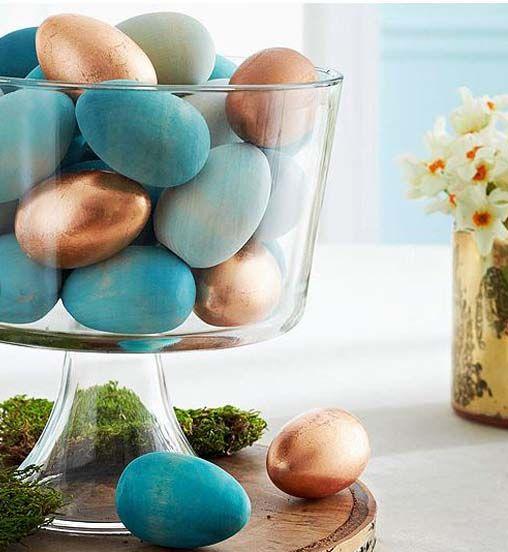 One Dozen Easter Ideas Styleblueprint Easter Decor