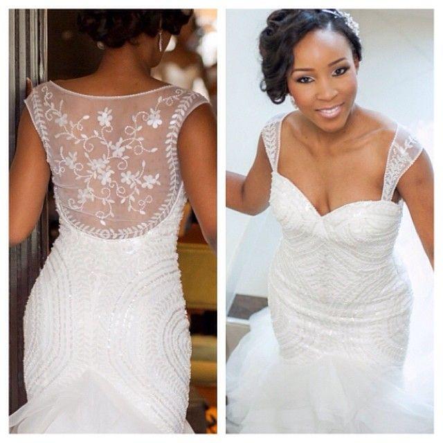 Nigerian Wedding Dresses: 47 Best Church White Wedding Dress Nigerian Brides Images