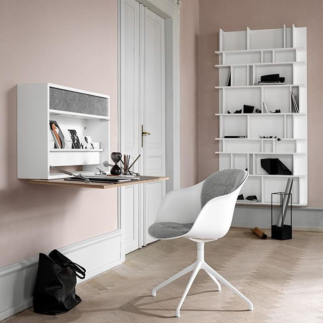 From An Idea In Denmark To Your Home Office. #BoConcept