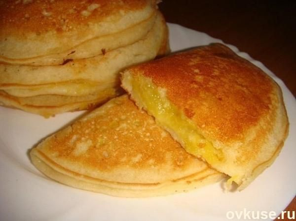 Блинчики-пирожки