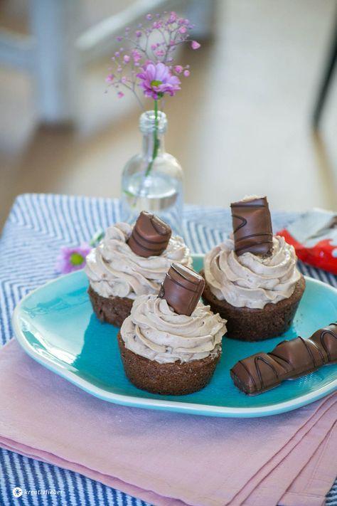 Kinder Bueno Cupcakes Rezepte Pinterest Kuchen Einfacher