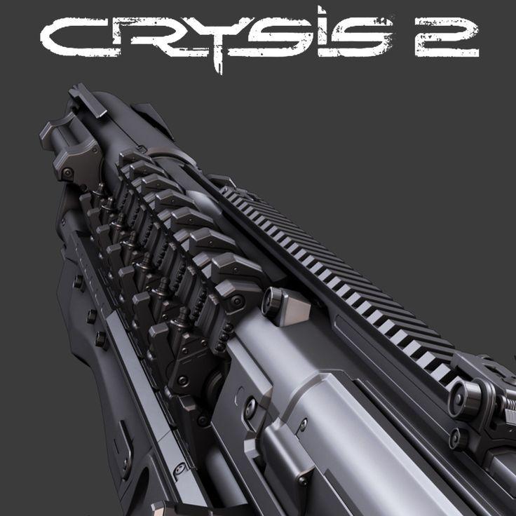 some old Crysis 2 work, Gregor Kopka on ArtStation at https://www.artstation.com/artwork/abdb2