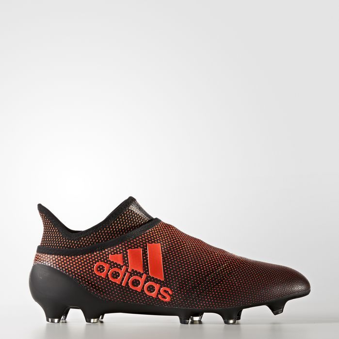 adidas X 17+ Purespeed Firm Ground Cleats - Mens Soccer Cleats