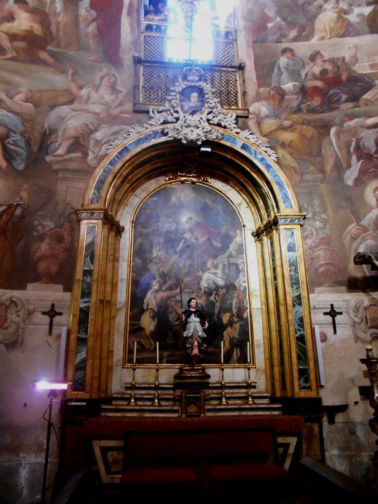 Altar de San Carlos Borromeo