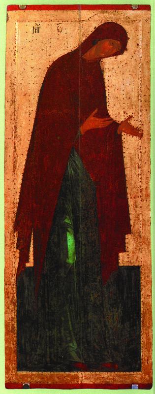 Около 1502 г.  Дионисий.   БОГОМАТЕРЬ