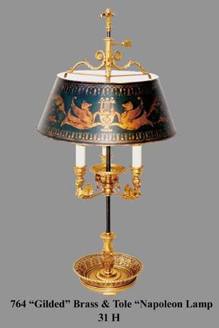 Napoleon Lamp Jeanne Reed Bouillotte Pinterest Napoleon Lights And Lamp Light