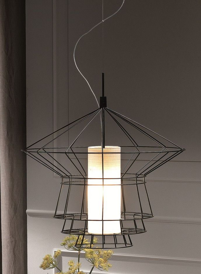 Pendant #lamp ZEPPELIN by Cattelan Italia | #design Oriano Favaretto
