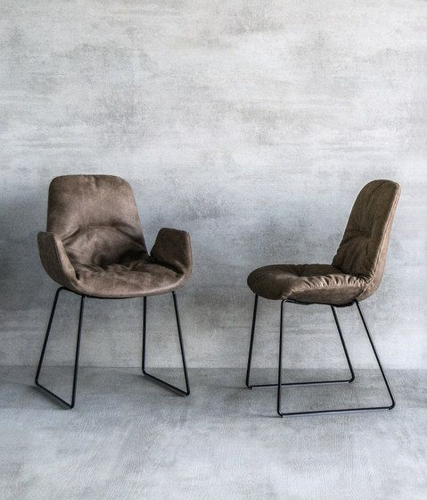 Good Step | 9W4 93 Step   Visitors Chairs / Side Chairs By Tonon | Architonic