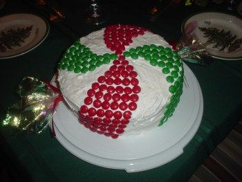 Best Christmas Birthday Cake Ideas http://www.cooks.com/recipe/b66422qf/peppermint-cake.html Replace light corn syrup 1/1 with honey
