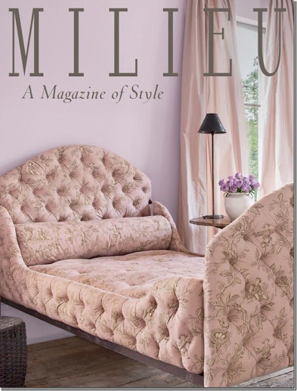 Love this bed. Via Belgian Pearls