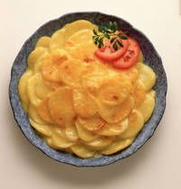 Crock Pot Scalloped Potatoes - Great for Easter gatherings!