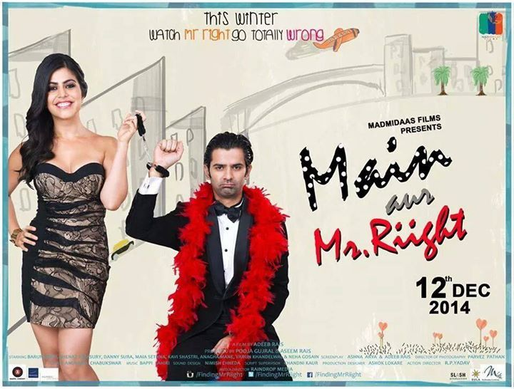Main Aur Mr. Riight (2014) Movie Poster No. 4