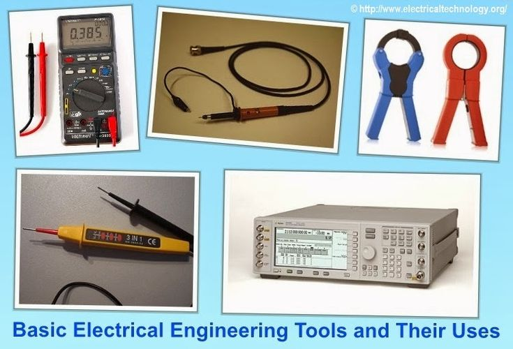 Electrical engineers are required to work in hazardous environments near energized equipment. There are certain tools they require to carry out their job effectively and safely without causing any harm to themselves and those around them. Here's a sneak peek into some electrical engineering tools and their uses: Electronic Measuring Probes Current probes Current probes ...