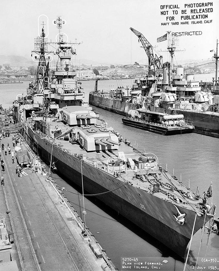 Hallan un buque de la Armada de EE.UU. desaparecido en la Segunda Guerra Mundial (Fotos) - RT