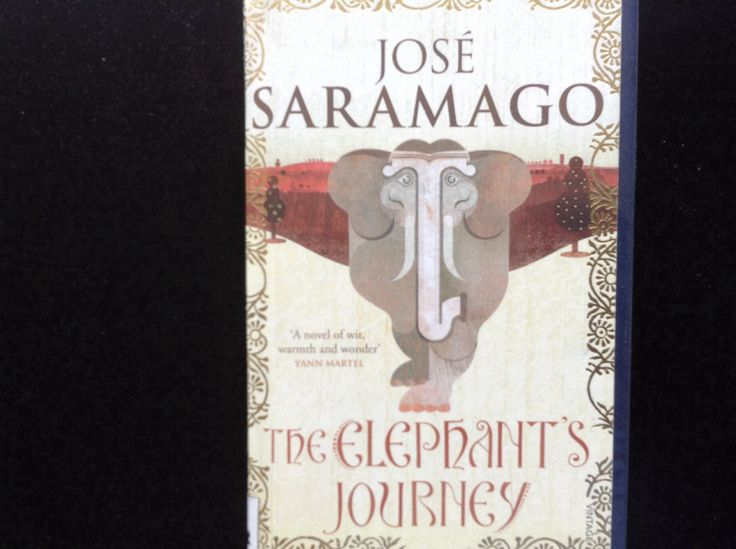 Slight account of an epic journey, which really happened, by an elephant and its mahout from Lisbon to Vienna in 1551. Told from an eye of god perspective (a 21st century god), the Nobel Prize writer takes the opportunity to philosophise about the human and animal condition and drop nuggets of insight throughout - but with humour so very readable.
