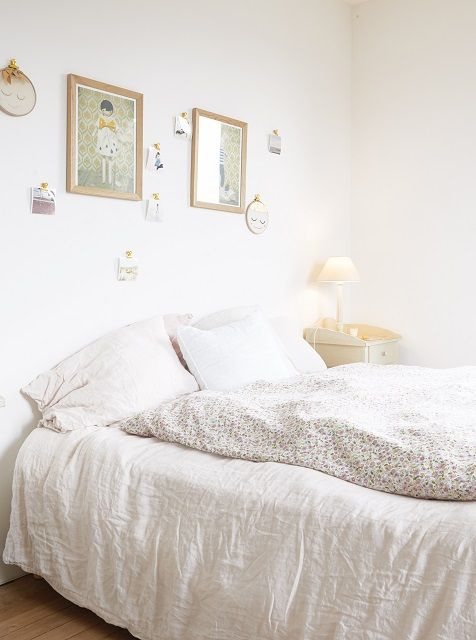 die besten 25 bett lichter ideen auf pinterest selbstgemachte schlafzimmerdeko schlafzimmer. Black Bedroom Furniture Sets. Home Design Ideas
