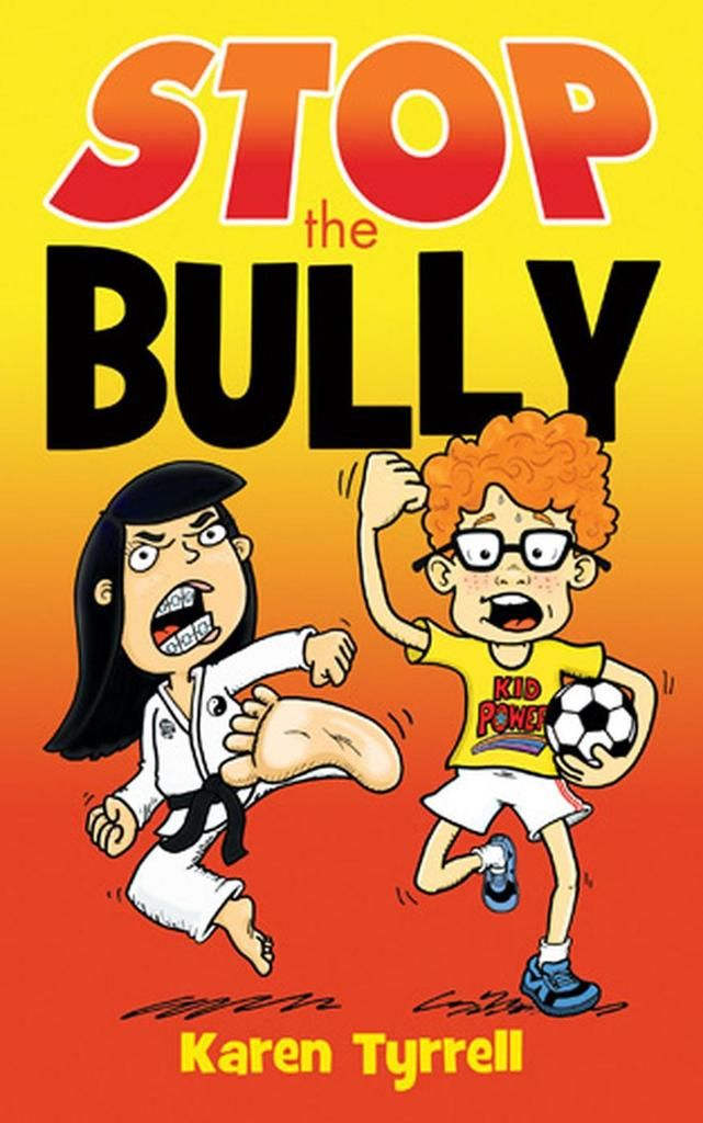STOP the Bully on Scribd