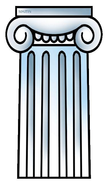 48 best clip art images on pinterest clip art illustrations and rh pinterest com greek parthenon clipart Ancient Greece Clip Art