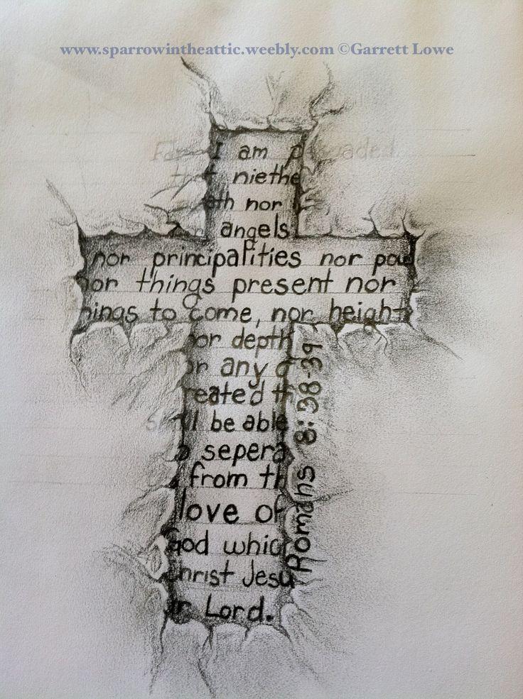 Cross Designs   Cross Tattoo Design by *Glowe94 on deviantART