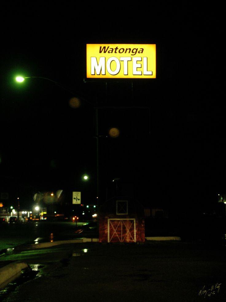 Watonga Motel