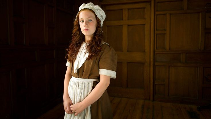 Hetty Feather: drama series set in 1887 London.