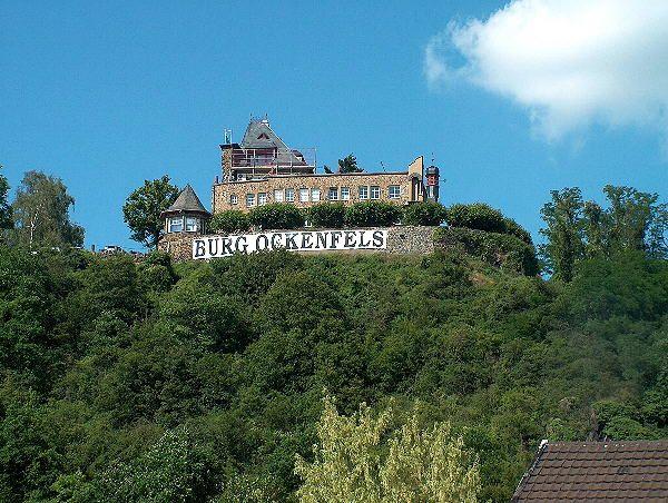 Burg Ockenfels am Rhein