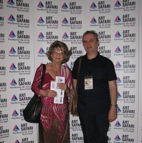 Raspandeste cu incredere Like1 Dislike0  Ieri a fost avanpremiera la Art Safari 2017, eveniment care se va desfășura în perioada 19 mai – 18 iunie 2017, la Galeriile Kretzulescu (Calea Victoriei 45), sub patronajul Primăriei Municipiului București, CNR UNESCO și Federația Europeană a Cluburilor UNESCO, Centrelor și Asociațiilor. Bineinteles că ieri, 18 mai 2017, …