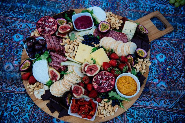 Waaaay better than your average cheese platter #DIW - Inspiration and Support for Women Artists, Makers and Creatives