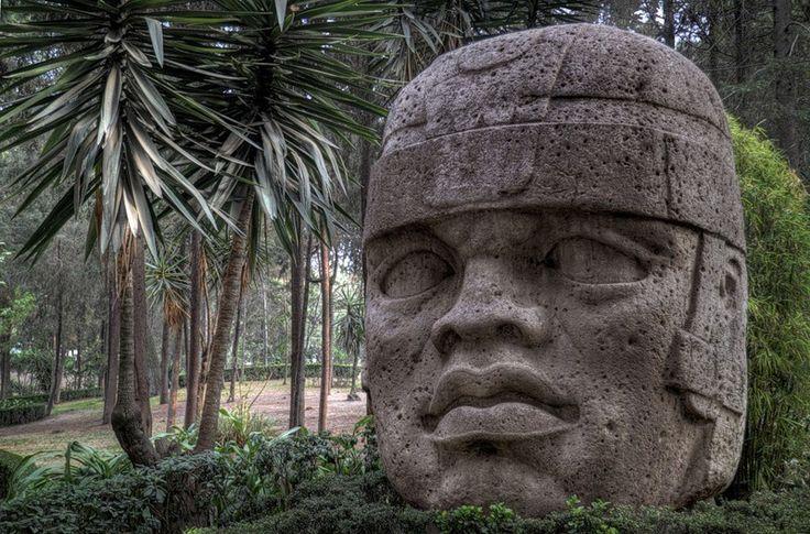Каменное искусство ольмеков