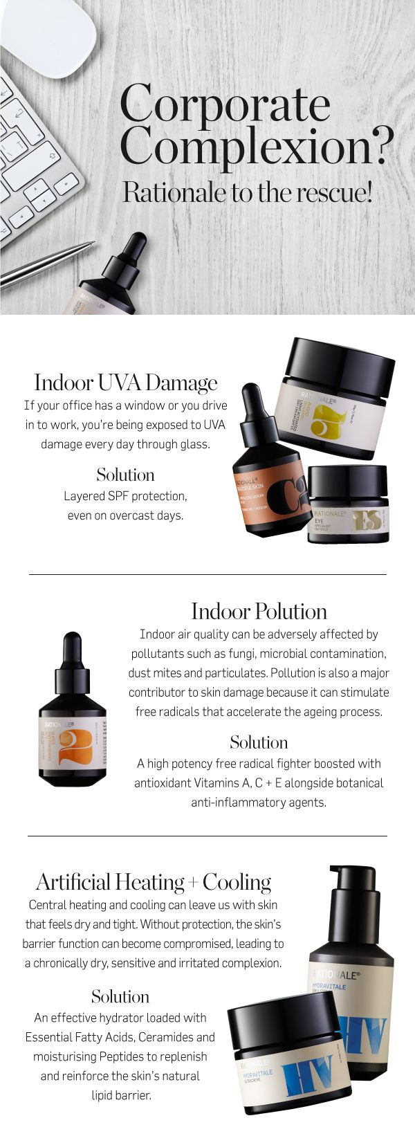 Corporate Complexion? Rationale has you covered!