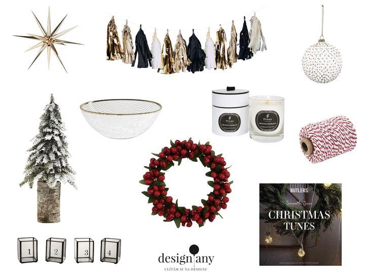 Vánoční inspirace z Pinterestu 2017 – Designany
