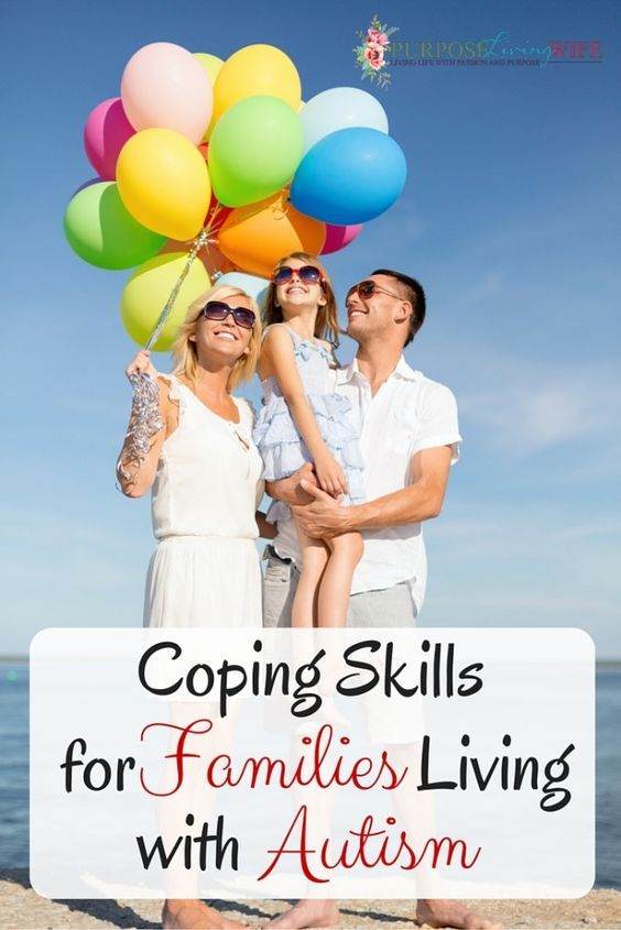 In this series, Coping Skills for Families Living with Autism, find encouragement and be equipped with these helpful posts from families already in the trenches of a life with #autism! purposelivingwife.com