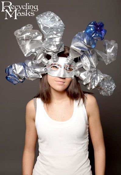 SID 20.12 - Le Recycling Masks da New York al Pedrocchi