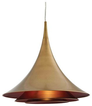 asian pendant lighting. vesper modern industrial antique brass cone pendant light asian lighting kathy kuo d