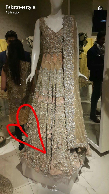 Pakistani couture Saira Shakira