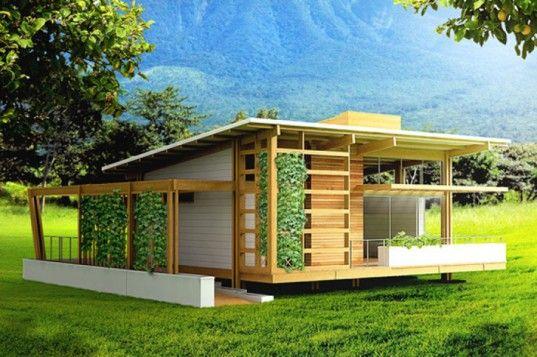 Tec Team Costa Rica's Tropika House