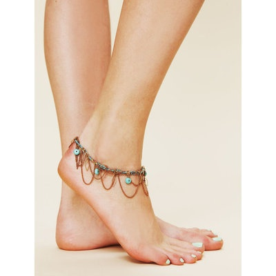 Meadow Ankle Bracelet