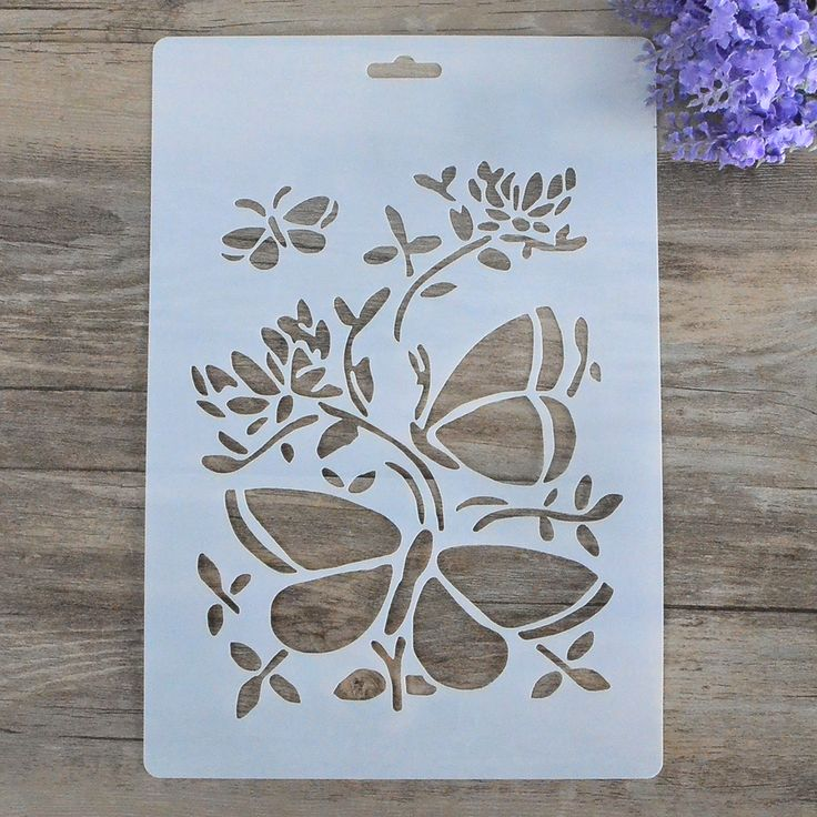 DIY Craft Butterfly Layering Stencils For Walls Painting Scrapbooking Stamping Stamps Album Decorative Embossing Paper Cards,High Quality butterfly stencil template,China butterfly gas Suppliers, Cheap stencil printer from Besta Gifts on Aliexpress.com