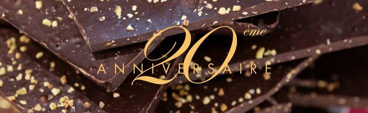 LE SALON DU CHOCOLAT A FÊTE SES 20 ANS  Ce sont près de 12 000 personnes qui étaient présentes à la soirée d'inauguration du 20ème anniversaire du Salon du Chocolat. http://www.lamodecnous.com/2014/11/04/salon-du-chocolat-fete-ses-20-ans/