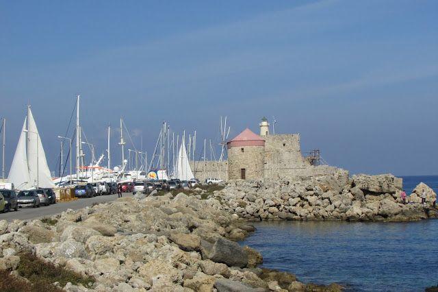 Wyspa Rodos : Jak samodzielnie zaplanować wakacje?