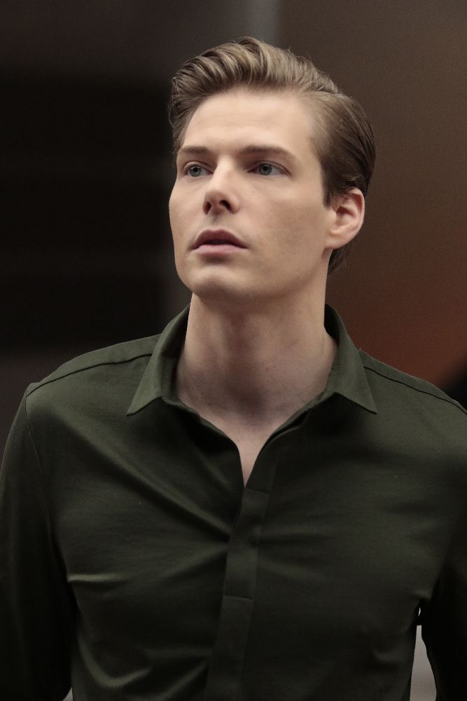 Hunter Parrish - Quantico